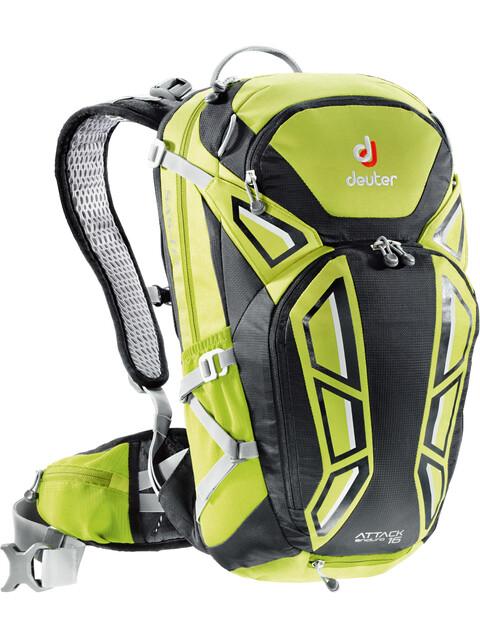 Deuter Attack Enduro 16 Protector Backpack apple-black